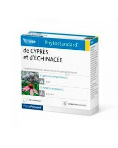PhytoPrevent Phytostandard Cyprès / Echinacée 30 comprimés
