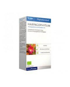 PhytoPrevent Phytostandard Harpagophytum Bio 60 gélules végétales