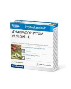 PhytoPrevent Phytostandard Harpagophytum / Saule 30 comprimés