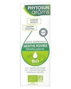 Phytosun Arôms Menthe Poivrée Bio 10ml