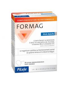Pileje Formag 20 Sticks Adultes