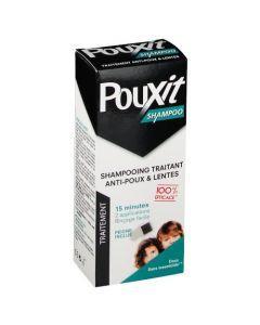 Pouxit Shampooing Anti-Poux 200ml + Peigne