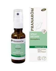 Pranarôm Aromaforce Spray Air Frais Atmosphère Bio 30ml