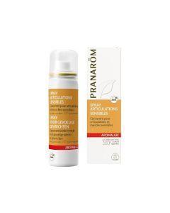 Pranarôm Aromalgic Spray Articulations et Muscles Sensibles 50ml