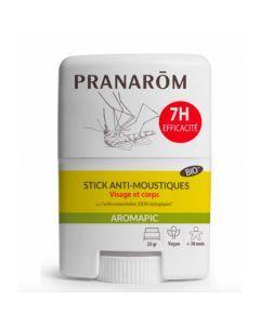 Pranarôm Aromapic Stick Anti-Moustiques Bio 20g