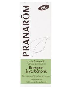 Pranarôm Huile Essentielle de Romarin Verbénone Bio 5ml