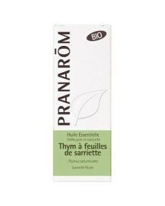 Pranarôm Bio Huile Essentielle Thym à Feuilles de Sarriette 10ml