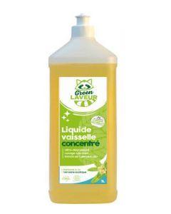 Green Laveur Liquide Vaisselle Concentré Verveine 500ml
