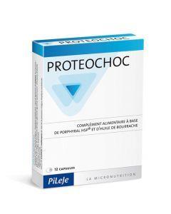 Pileje Proteochoc 12 capsules
