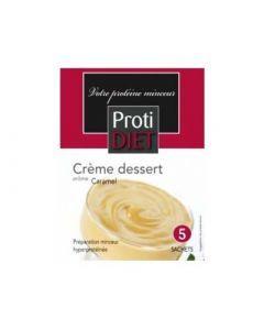 Protidiet Crème Dessert Arôme Caramel 5 Sachets