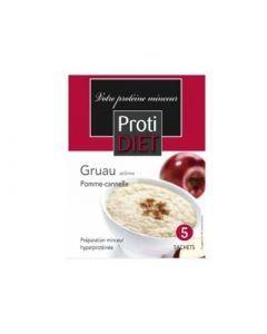 Protidiet Gruau Arôme Pomme Cannelle 5 Sachets