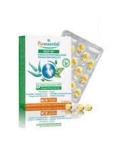 Puressentiel Resp OK Capsules pour Inhalations 15 Capsules