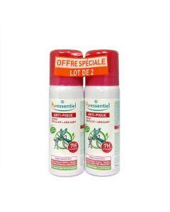 Puressentiel Anti-Pique Spray Répulsif + Apaisant  2*75 ml