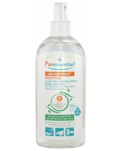 Puressentiel Assainissant Lotion Spray Antibactérien 250ml