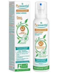 Puressentiel Spray Aérien Assainissant aux 41 Huiles Essentielles 75 ml