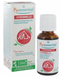 Puressentiel Complexe pour Diffusion Citronnelle 30ml