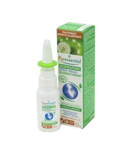 Puressentiel Respiratoire Spray Nasal Décongestionnant Bio 30ml
