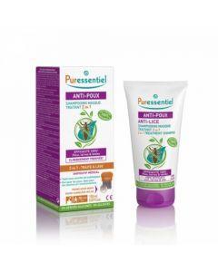Puressentiel Shampooing Traitant Anti-Poux 2 en 1 150ml