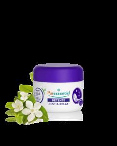 Puressentiel Baume de Massage Calmant Bébé Détente  30 ml