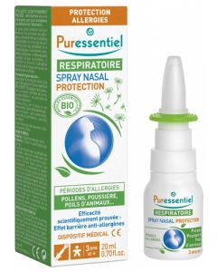 Puressentiel Respiratoire Spray Nasal Protection 20ml