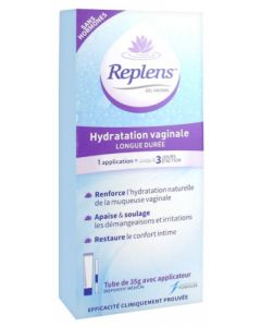 Replens Gel Vaginal Tube 35g Avec Applicateur