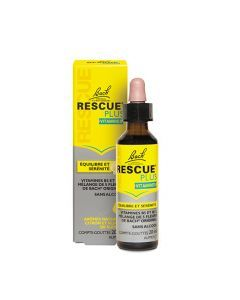 Bach Rescue Plus Solution Buvable Compte-Goutte 20ml