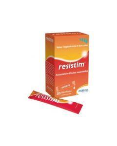 Motima Resistim Voies Respiratoires et buccales 20 Sticks