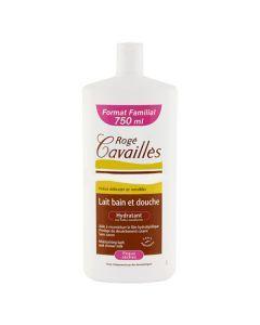 Rogé Cavaillès Lait Bain et Douche Hydratant 750 ml
