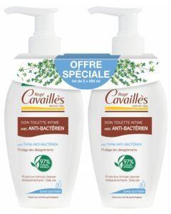 Rogé Cavaillès Soin Toilette Intime Avec Anti-Bactérien 2 x 250ml