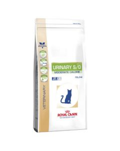 Royal Canin Veterinary Diet Féline Urinary S/o Moderate Calorie 3.5kg