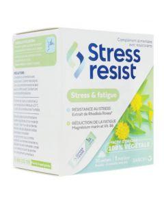 Sanofi - Stress Resist Stress & Fatigue 30 Sachets