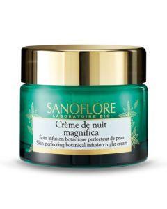 Sanoflore Magnifica Crème de Nuit Pot 50ml