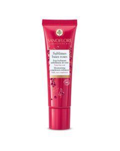 Sanoflore Sublimes Baies Roses Soin Hydratant Embelliseur de Teint Bio 30ml