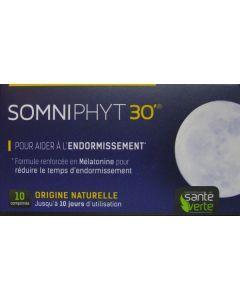 Santé Verte Somniphyt 10 Comprimes