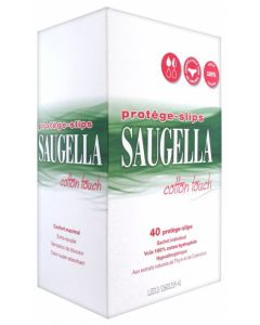 Mylan Medical Saugella Cotton Touch 40 Protège-Slips