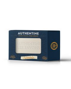 Authentine Savon Douceur Calendula Bio Pain 100g