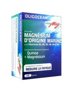 Oligocean Aquamag - 80 Gélules