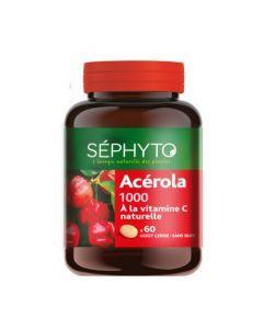 Séphyto Acérola 60 Comprimés