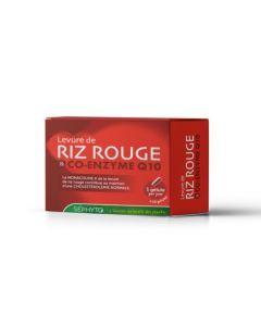 Séphyto Levure de Riz Rouge 1,6% + Q10 60 Gélules