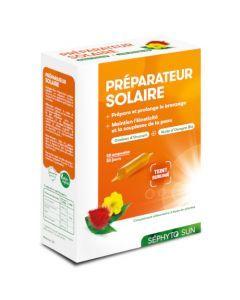 Séphyto Sun Préparateur Solaire 30 Ampoules