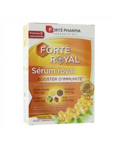 Forté Pharma Forté Royal Sérum Royal 20 Ampoules