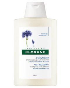 Klorane Capillaire Shampooing à la Centaurée 400ml