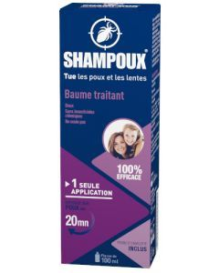 Shampoux Baume Traitant 100ml