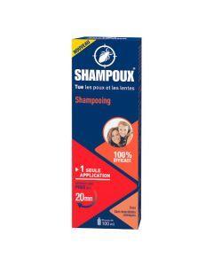 Shampoux Shampooing Traitant Anti-Poux 100ml