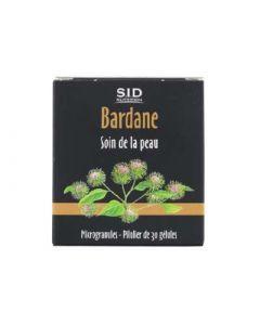 SID Nutrition Bardane 30 Gélules