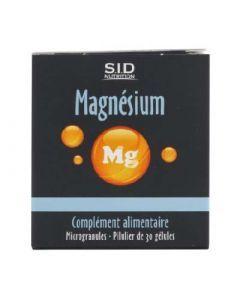 SID Nutrition Magnésium 30 Gélules