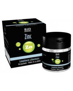 SID Nutrition Oligoclassics Zinc 30 Gélules
