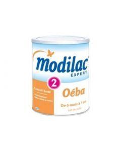 Modilac Oéba Expert  Lait 2ème Âge 900g