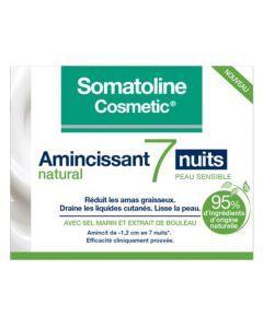 Somatoline Amincissant 7 Nuits Natural 400 ml