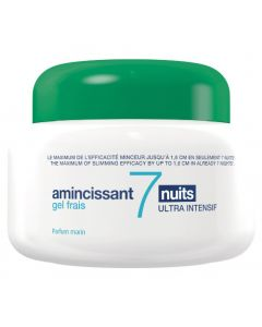 Somatoline Cosmetic Amincissant Ultra Intensif 7 Nuits Gel Frais 400ml